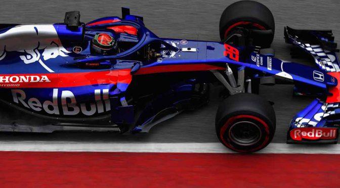 レッドブル・トロロッソ・ホンダ、最新F1マシンのSTR13と新エンジンRA618Hを公開