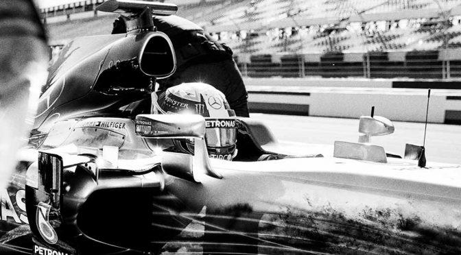 トミーヒルフィガー、F1のメルセデスAMGとパートナーシップ締結