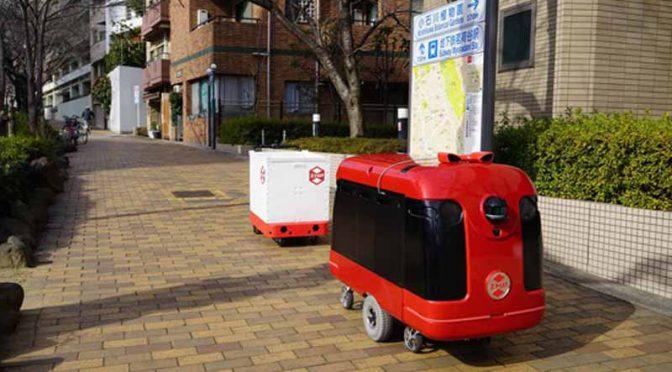 ZMP、物流支援&宅配ロボットの連携と量産に向けたパートナーを募る