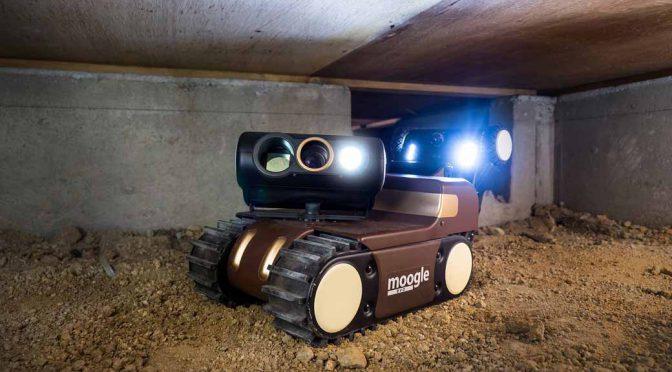 大和ハウス工業、橋等のインフラにも応える狭小空間点検ロボット「モーグルエヴォ」を発売