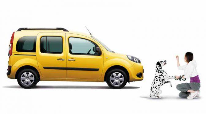 ルノー・ジャポン、限定車の「カングー・ウィズペット」発売