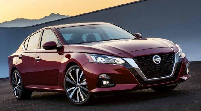 日産自動車、新型「アルティマ」をNYモーターショーで世界初披露