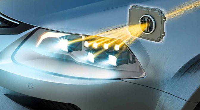 独コンチネンタルとオスラム、自動車向けインテリジェントライトの合弁会社を設立へ
