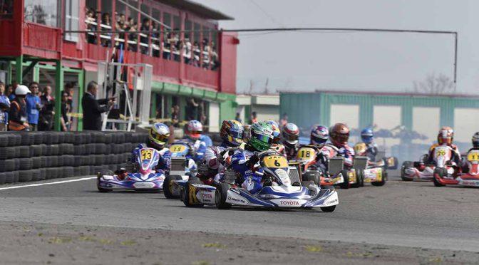 全日本カート選手権2018年シリーズが開幕へ