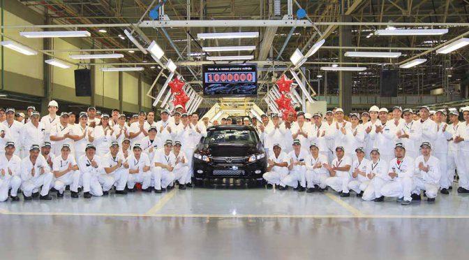 ホンダ、ブラジル経済の回復基調を踏まえ四輪車生産体制を再編
