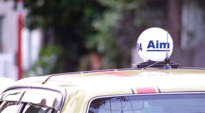 NTTドコモ、米サンノゼでタクシー需要の予測マッピングを披露