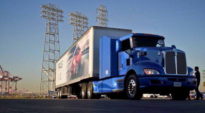 シェルと北米トヨタ、燃料電池トラックの水素ステーション建設で協力