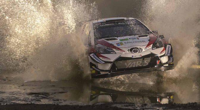 トヨタ・ヤリス、WRC第5戦ラリー・アルゼンティーナに挑む