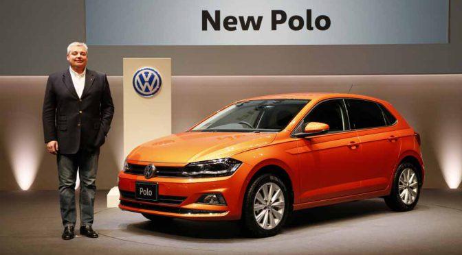 VWポロ、NYショーで「アーバンカー・オブザ・イヤー」獲得