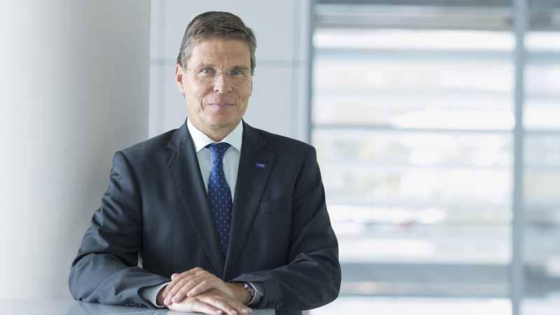 取締役会副会長に就任するDr. ハンス‐ウルリッヒ・エンゲル氏(Dr. Hans-Ulrich Engel・58歳)。