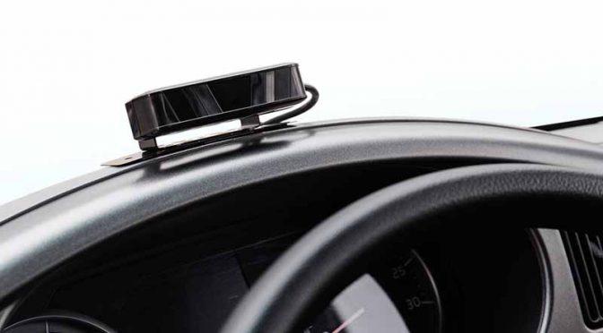 デンソー、後付けの居眠り防止装置を発売。事業の運行管理市場に積極攻勢