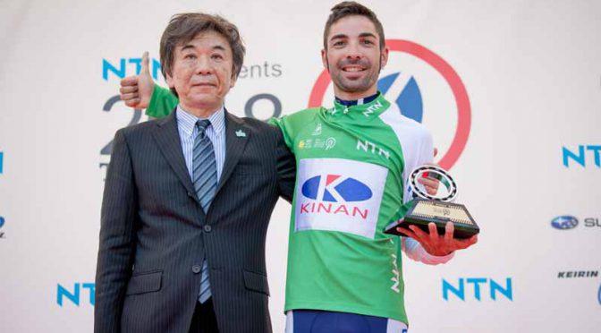 ツアー・オブ・ジャパンでガルシアが総合優勝。東京ステージの勝者はラースに