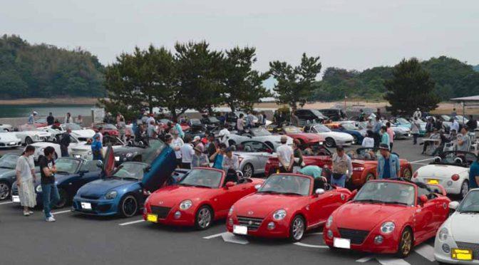 JAF山口、5月20日にオープンカーミーティングin周防大島開催
