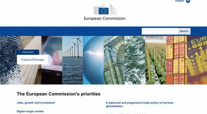 欧州委員会、2030年代に運転者不要の完全自動運転社会を目指す
