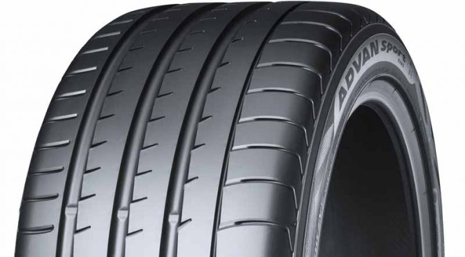 横浜ゴム、BMW社の新型M5向けに「ADVAN」を納入