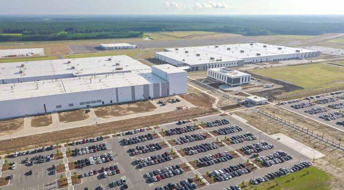 ボルボ・カーズ、米国に製造工場を初開設。製造拠点を国際展開へ