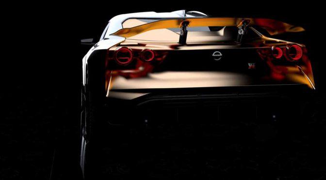 イタルデザイン、日産「GT-R」50周年記念車のプロトタイプを披露