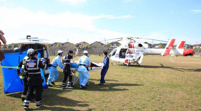 救急自動通報システム「D-Call Net」の全国運用が本格始動へ