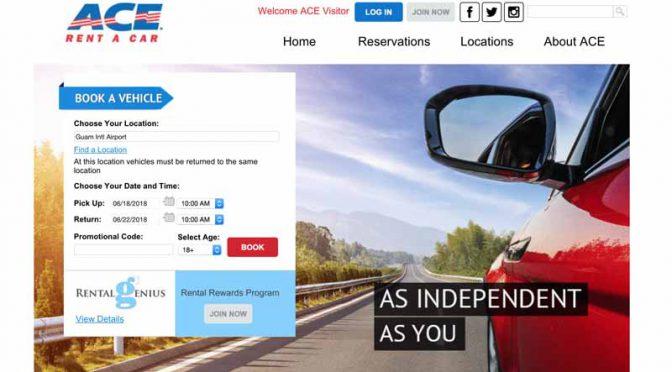 パーク24、グアムレンタカー大手のアトキンス・クロール社と提携