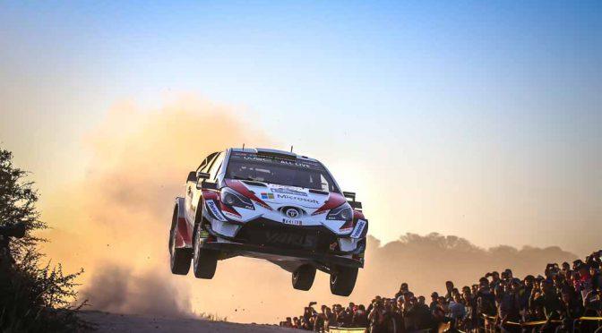 トヨタ・ヤリス、WRC第7戦ラリー・イタリアに参戦