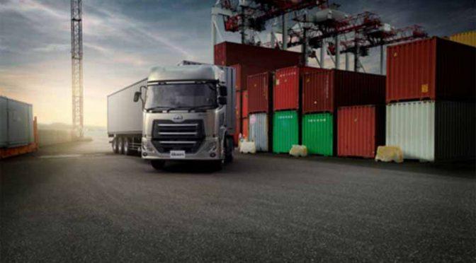 UDの新型クオン、シンガポールとニュージーランドで販売開始