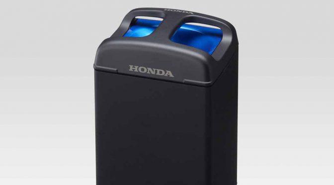 ホンダ、インドネシアで蓄電池の着脱シェアリング実証を開始