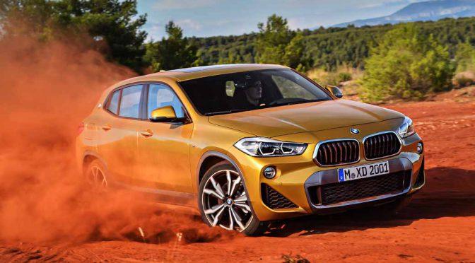 BMW、新型X2のアマゾン決済を開始