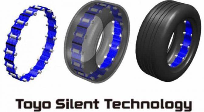 東洋ゴム工業、タイヤの空洞共鳴音低減技術を開発