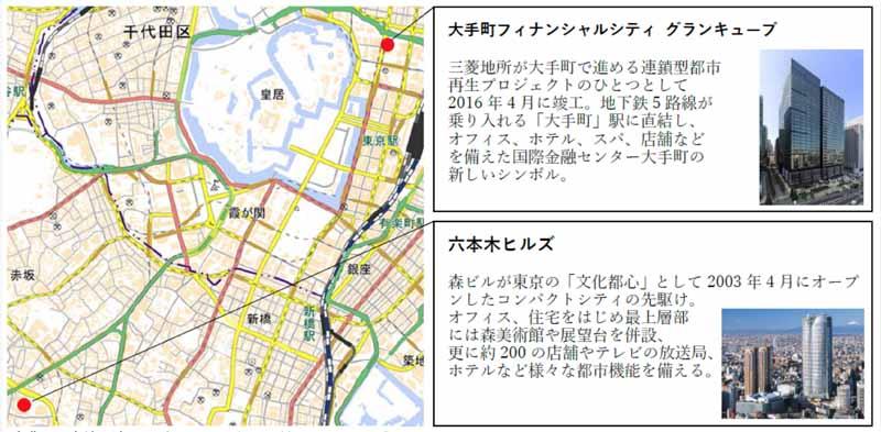 走行予定エリア地図出典:国土地理院ウェブサイト