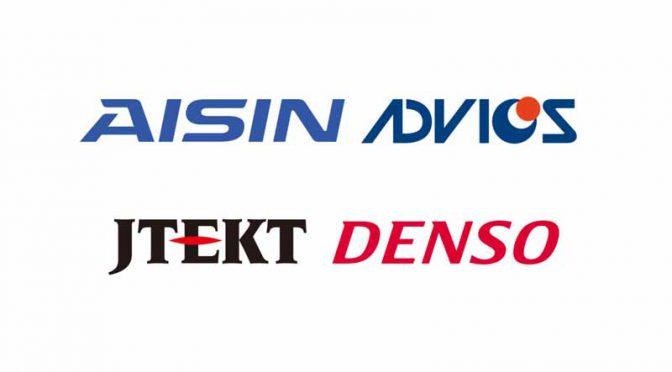デンソー・アイシンら4社、次世代車両の開発で合弁会社設立へ
