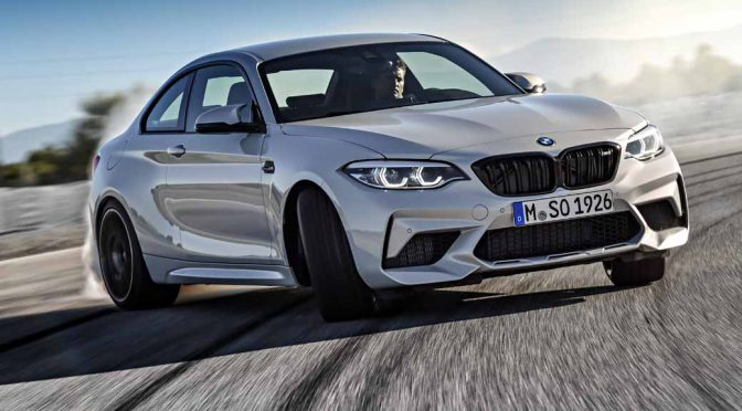 BMW、新型「M2 Competition」を発表