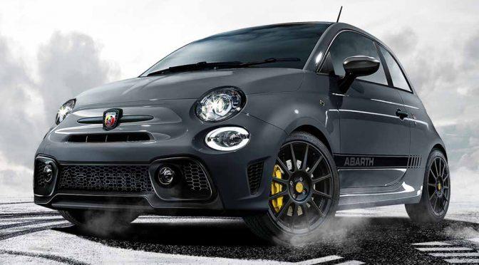 FCA、アバルト595コンペティツィオーネの限定車を発売