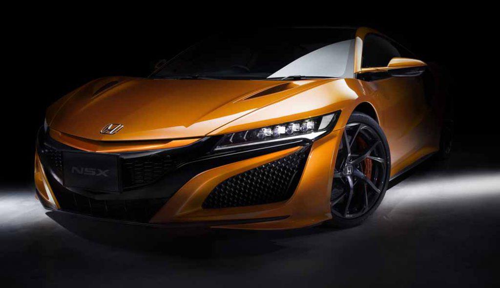 ホンダ、新型「NSX」の情報をホームページで先行公開   MOTOR CARS