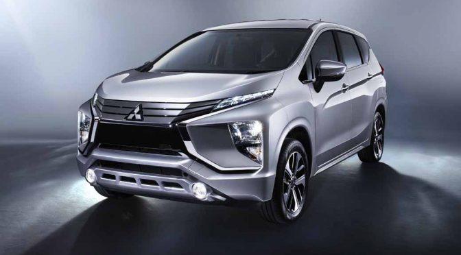 三菱自動車工業、インドネシアでエクスパンダーの生産を拡大
