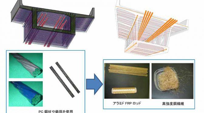 NEXCO西日本、高速道路本線橋に非鉄製材料技術を初採用