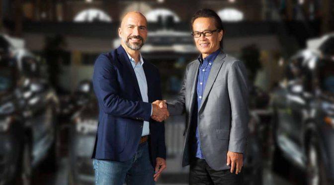 トヨタ、Uberに5億ドルを出資し自動運転車技術の協業拡大
