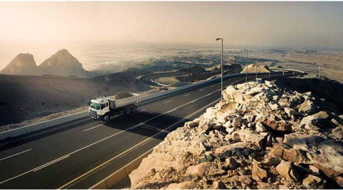 UDトラックス、中東市場で「クエスター」に高積載仕様車を追加