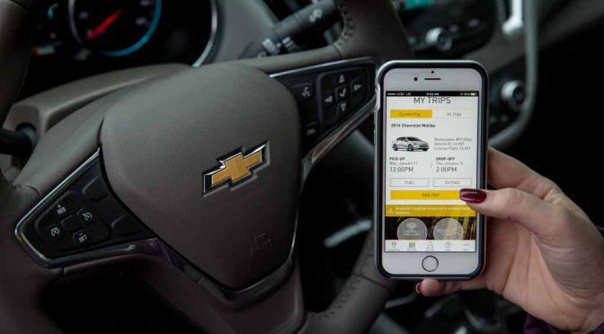米GM、自車オーナーに個人間カーシェアの積極利用を促す