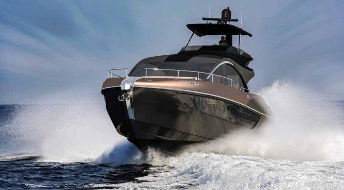 LEXUS、豪華海上モビリティ「LY650」を2019年に世界初披露へ