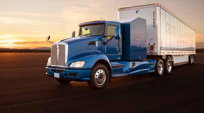 トヨタ自動車のFC貨物実証、加州の4100万ドルの補助金候補へ