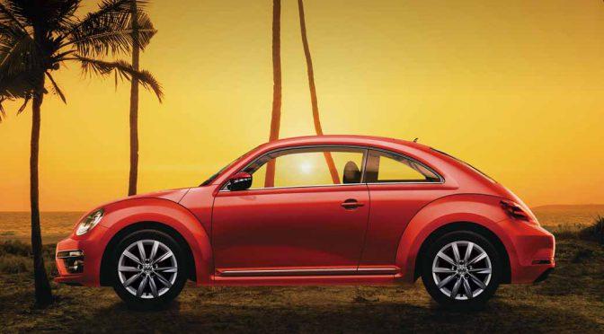VW、ザ・ビートル特別仕様車マイスターシリーズ販売開始