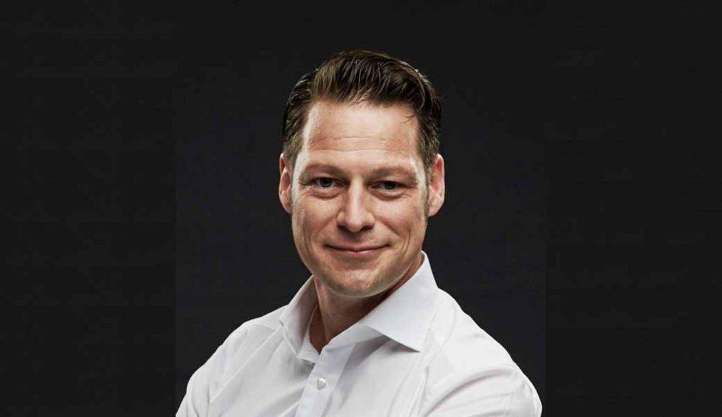 写真は、2019年1月1日付けでオートモーティブ部門の最高技術責任者(CTO)に迎えられるディルク・アベンドロス氏(Dr. Dirk Abendroth/43歳)