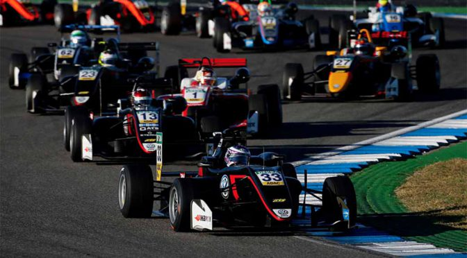 欧州F3参戦中の佐藤万璃音、日本企業がスポンサード開始