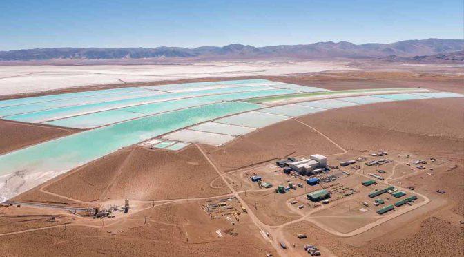 豊田通商、アルゼンチンでリチウム生産拡張へ