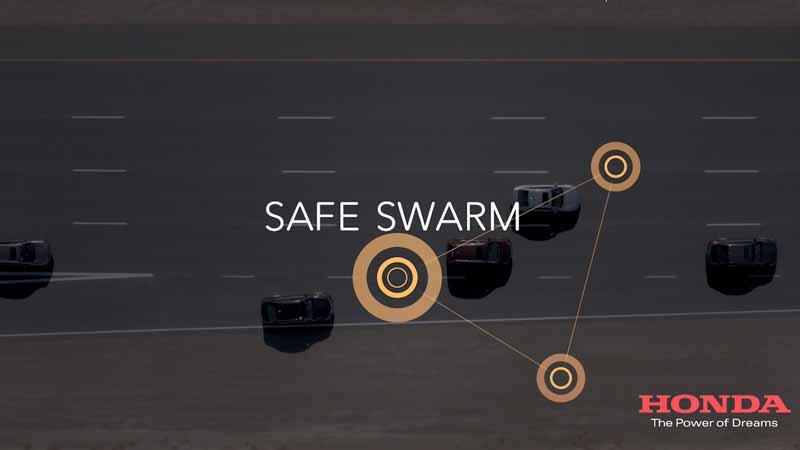 セーフ スウォーム(SAFE SWARM)