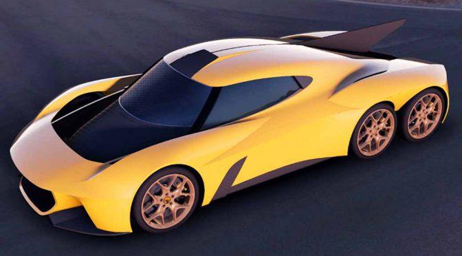 タジマEVの0→100・1.95秒の6輪スーパーカー、福島県生産へ