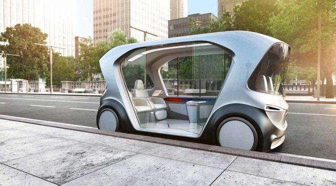 独ボッシュ、CES2019で車と住宅の未来像を展示
