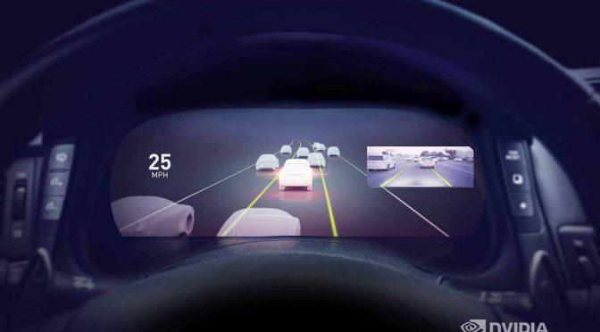 NVIDIA、商用利用可能なレベル2+自動運転システム実用投入へ