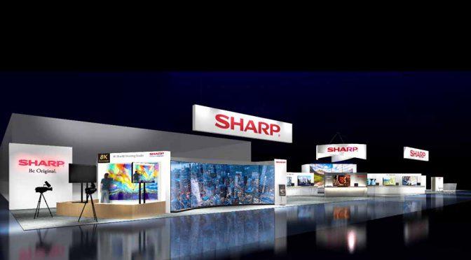 シャープ、4年振りに米国の家電見本市「CES2019」に本格出展
