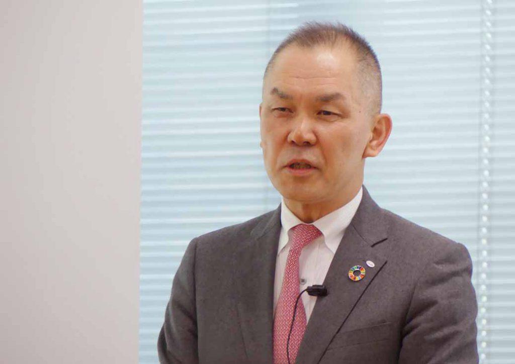 デンソーの伊藤正彦専務役員